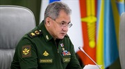 Bộ trưởng Quốc phòng Nga Sergei Shoigu: 'Đừng bảo gấu phải làm gì'
