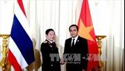Tăng cường hợp tác quốc phòng Việt Nam - Thái Lan
