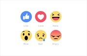 Nơi biểu tượng trạng thái của Facebook được ưa chuộng nhất