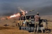 An ninh Iraq giao tranh ác liệt với IS tại Tây Mosul