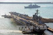 Trung Quốc phản ứng với tập trận chung 'Đại bàng non' Mỹ-Hàn