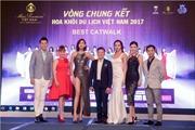 Võ Hoàng Yến, Ngọc Tình rạng rỡ chấm thi Hoa khôi Du lịch Việt Nam 2017