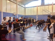 Sôi động ngày hội thể thao của sinh viên Việt tại Anh