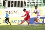 V.League 2017: Hải Phòng thắng 2-0 trước Quảng Nam