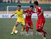 V.League 2017: Sông Lam Nghệ An và Becamex Bình Dương hòa 1 - 1