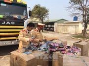 3.100 khẩu súng đồ chơi bạo lực bị thu giữ tại Thanh Hoá