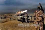 An ninh Iraq đánh bật IS, kiểm soát trụ sở chính quyền Mosul