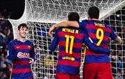Barcelona tin vào một cuộc lội ngược dòng lịch sử