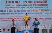 Khai mạc Giải đua xe đạp nữ Quốc tế Bình Dương mở rộng năm 2017