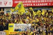 Lịch truyền hình trực tiếp V-League cuối tuần: 'Nóng' Lạch Tray