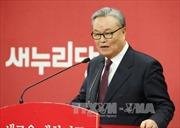 Đảng cầm quyền Hàn Quốc xin lỗi về việc bà Park bị phế truất