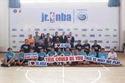 Nhãn hàng Cô Gái Hà Lan đồng hành cùng chương trình Jr.NBA Việt Nam lần thứ 4