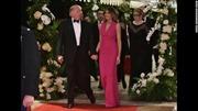 Đàn ông Mỹ ào ào ủng hộ Đệ nhất Phu nhân Melania Trump