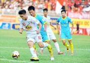 V.League 2017: Chủ nhà Hoàng Anh Gia Lai và SHB Đà Nẵng đều không chiến thắng