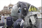 Đánh bom kép tại thủ đô Syria, hàng loạt người nước ngoài và trẻ em thiệt mạng