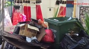 Sứ quán Triều Tiên tại Malaysia bặt tiếng, rác đầy trước cổng