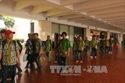Indonesia trao trả ngư dân Việt Nam