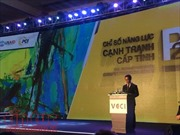 Công bố PCI: Hà Nội lần đầu tiên ở nhóm chất lượng điều hành tốt