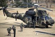 200 đặc nhiệm Hàn Quốc diễn tập đối phó Triều Tiên tấn công