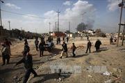 Các lực lượng Iraq giành lại nhà ga quan trọng ở Mosul