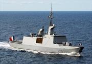 Tàu khu trục Pháp tiến vào Biển Đen