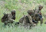 Thực hiện nghĩa vụ với NATO, Anh cử 800 quân đến đóng tại Estonia