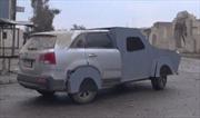 Khủng bố IS bất ngờ xây dựng 'biệt đội xe KIA, Huyndai' hùng hậu ở Mosul