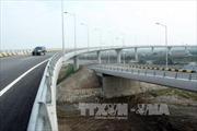 Chưa tăng giá thu phí đường cao tốc Hà Nội - Hải Phòng