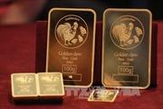Đồng USD trượt dốc, giá vàng tăng cao nhất hai tuần