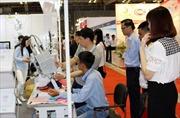 Trên 1.150 doanh nghiệp tham gia triển lãm quốc tế công nghiệp dệt may 2017