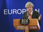 Anh chính thức kích hoạt Điều 50, bắt đầu tiến trình rời EU