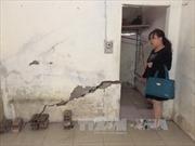 Thi công Dự án chung cư Five Star Garden gây lún, nứt nhà dân