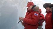 Theo chân ông Putin tới căn cứ quân sự tuyệt mật của Nga ở Bắc Cực