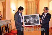 TTXVN đóng góp tích cực cho triển lãm ảnh lịch sử tại Pháp