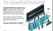UberEXCHANGE – cơ hội cho những ai đang nuôi hoài bão khởi nghiệp