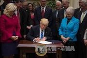 Tổng thống Mỹ nỗ lực tái định hình chính sách thương mại