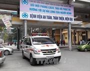 Thái Bình: Nam bệnh nhân tử vong vì rơi từ tầng 8 bệnh viện