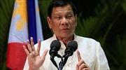 Ông Duterte tuyên bố muốn 'vả tận mặt' chính trị gia EU