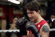 Thủ tướng Canada Justin Trudeau muốn 'so găng' với nam diễn viên nổi tiếng
