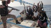 Cướp biển Somali tấn công tàu chở hàng Ấn Độ