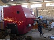 Đột kích xưởng chế tạo xe bom liều chết của IS