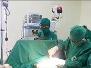 Cứu sống bệnh nhân tự đâm vào tim gây đứt động mạch
