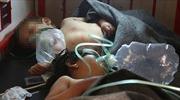 Ít nhất 58 người chết, cả trăm người bị thương vì khí độc ở Syria