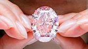 Viên kim cương hồng 'Pink Star' được bán với giá đắt nhất trong lịch sử