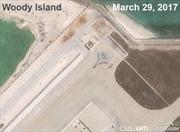 Ông Tập gặp ông Trump, máy bay chiến đấu Trung Quốc xuất hiện ở Biển Đông