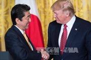 Lãnh đạo Mỹ, Nhật Bản điện đàm về cuộc gặp thượng đỉnh Mỹ - Triều Tiên