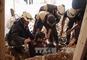 Liên quân Mỹ không kích, hàng chục dân thường Syria thương vong