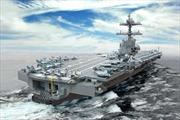 Siêu tàu sân bay 13 tỉ đô của Mỹ gây ấn tượng gì?
