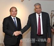 Thủ tướng Sri Lanka và Phu nhân sẽ thăm chính thức Việt Nam