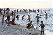 Du lịch biển Quảng Trị dần hồi sinh